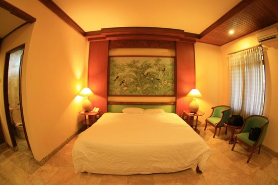 Grand Istana Rama Hotel Bali : Bedroom