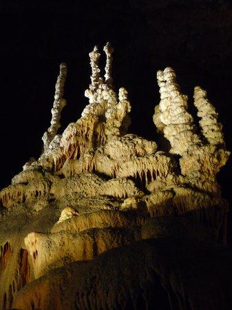 Aven Armand : La gruta