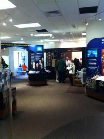 Bush's Beans Visitor Center: Inside