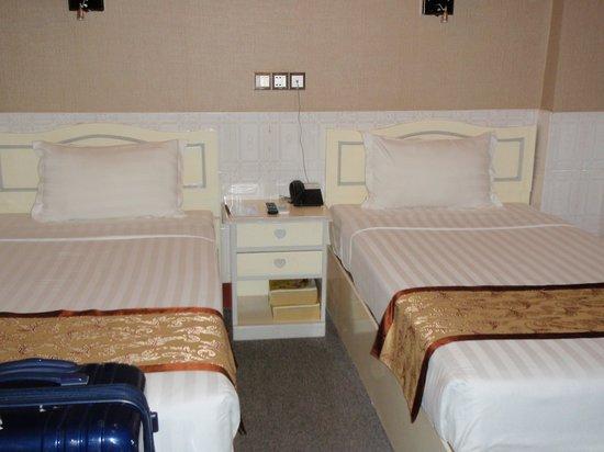 Smart Hotel: chambre twin