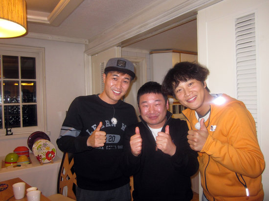 1 night 2 days season 3 - Picture of Gangnam Guesthouse