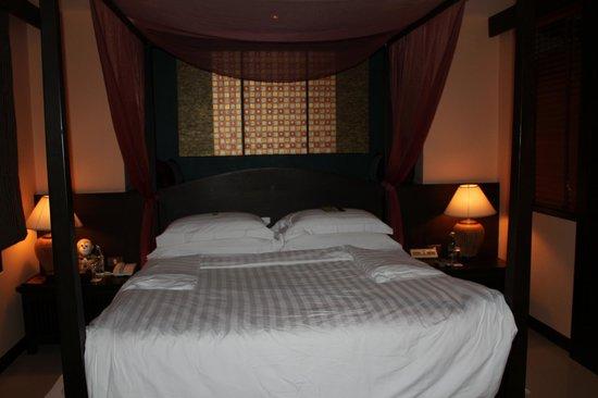 Bo Phut Resort & Spa: спальня в гарден вилла