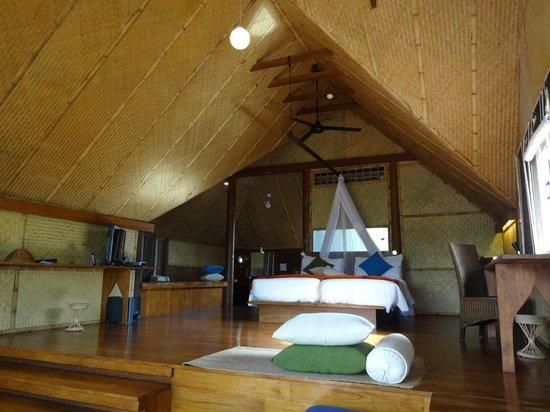 Jetwing Vil Uyana: Notre Bungalow