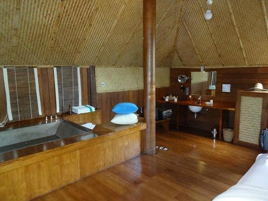 Jetwing Vil Uyana: Notre salle de bain