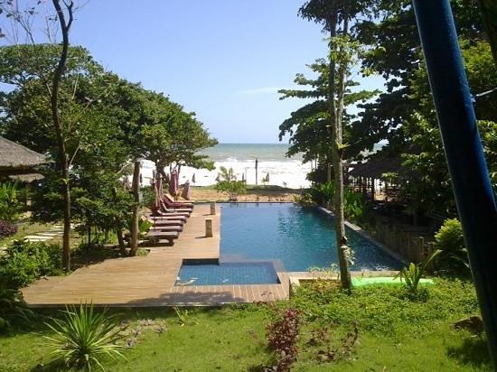 LaLaanta Hideaway Resort: View from the villas