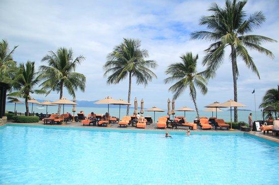Bo Phut Resort & Spa: бассейн