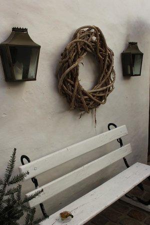 Schloss Amerang: Stimmungsvolle Dekorierung