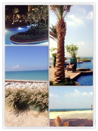 Anantara Desert Islands Resort & Spa: Pool area