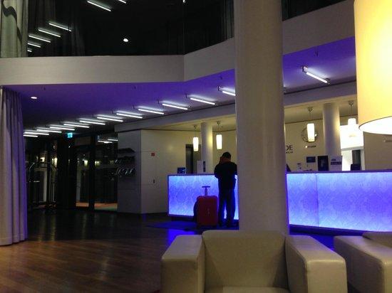 Innside by Melia Dresden: Reception Area