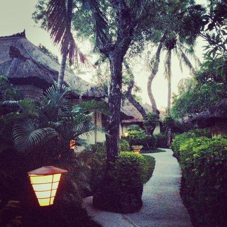 Mimpi Resort Tulamben: Anlage