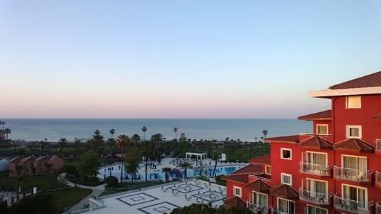 IC Hotels Santai: Утро с видом на море