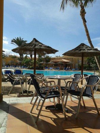 Royal Suite Club: bar piscina