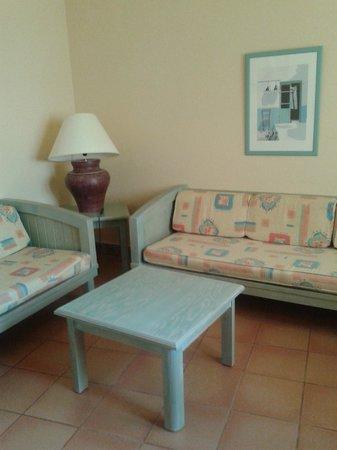 Hotel Royal Suite : salotto