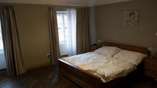 Palac U Kocku: Room