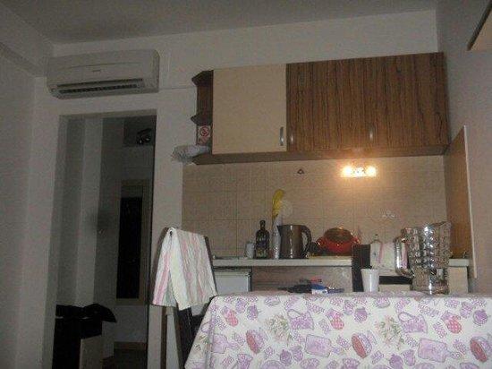 Dubrovnik Summer Apartments: cucina