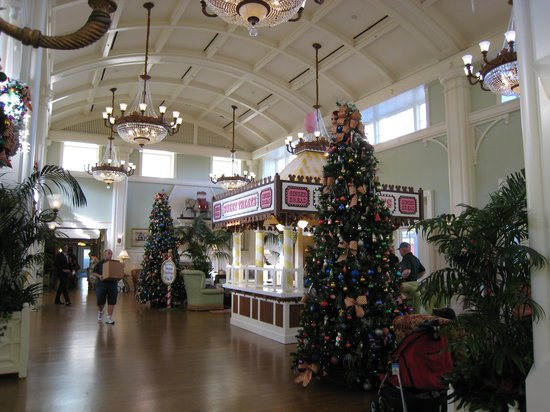 Disney's BoardWalk Inn: Lobby