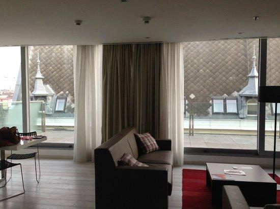 Boscolo Residence: living room -1st floor