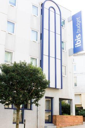 Ibis Budget Angoulême Centre : Façade