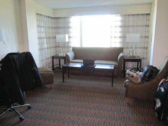 Holiday Inn Port of Miami Downtown: Quarto