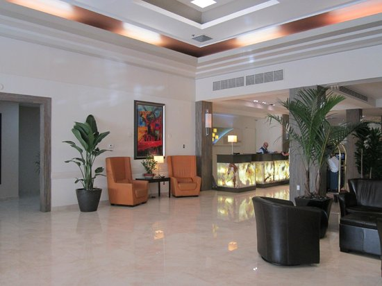 Holiday Inn Port of Miami Downtown: Recepção