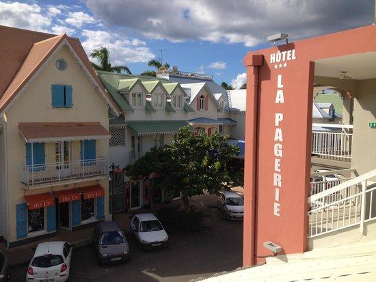 Hotel La Pagerie: l hotel