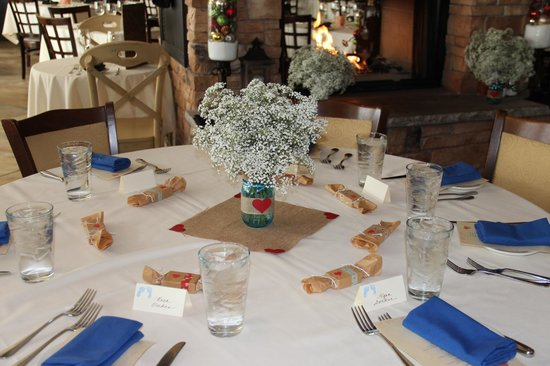 Firefly : Individualized set up  provided the ambiance I wanted for my event.