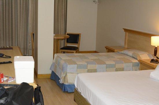 Hotel Mar Palace Copacabana: Very Silent Room