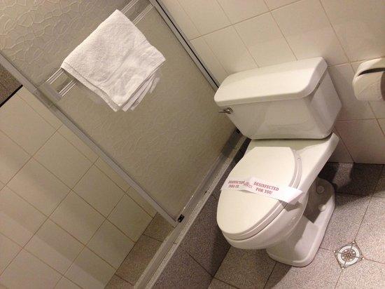Tika Wasi Casa Boutique: Baño de habitación standar