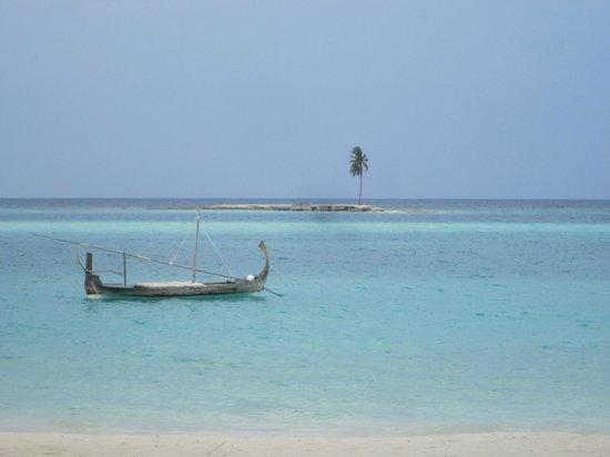 Gili Lankanfushi Maldives: Serene