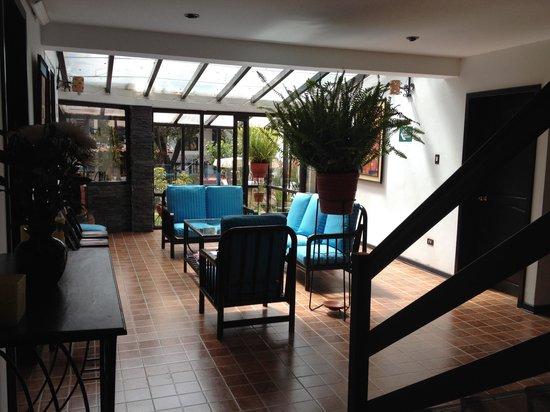 Tika Wasi Casa Boutique: Ingreso a habitaciones
