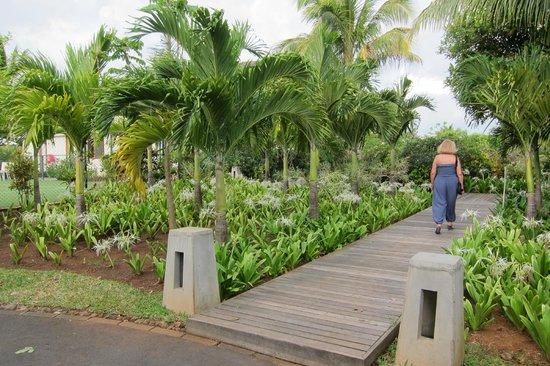Sofitel So Mauritius : patio