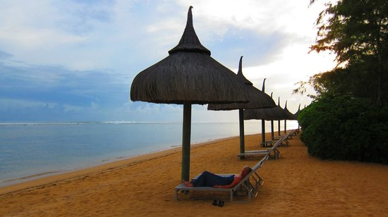 Sofitel So Mauritius: baignoire extérieure