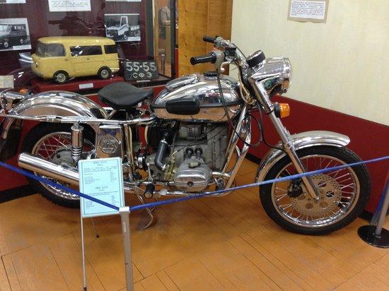 Irbit State Motorcycle Museum