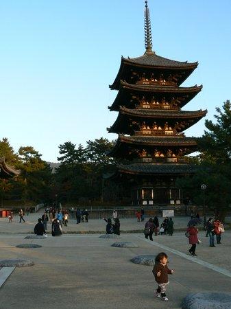 Kofuku-ji Temple: pagode de Kofukuji