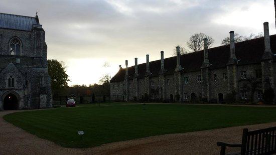 Hospital of St Cross: St. Cross Hospital, Winchester