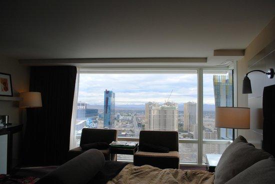 ARIA Resort & Casino: Day view