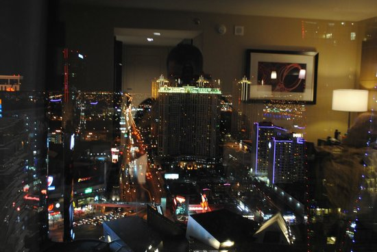 ARIA Resort & Casino: Room view