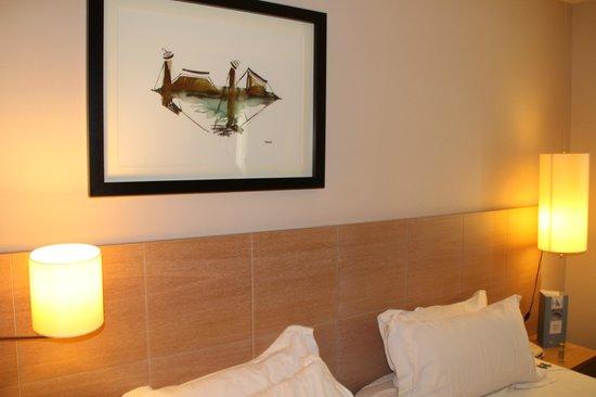 Eurostars Lucentum: dubble bedroom