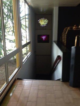 Pullman Douala Rabingha: entree casino olympic