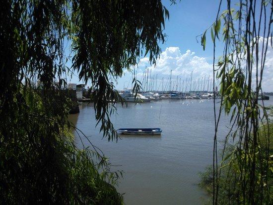 Lentas Maravillas : hermosa vista al rio