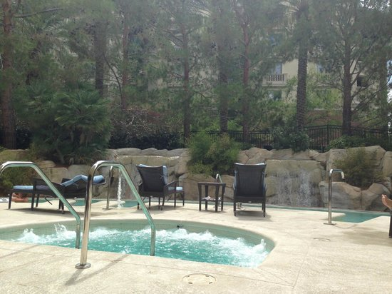 JW Marriott Las Vegas Resort & Spa : Spa Pool