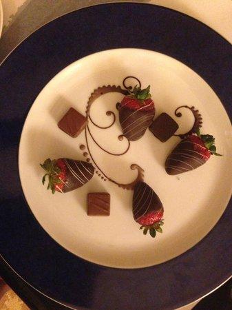 JW Marriott Las Vegas Resort & Spa : Chocolats