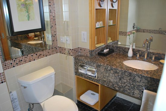 Sheraton Xi'an Hotel: baño