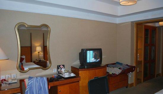Sheraton Xi'an Hotel: habitacion