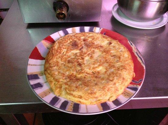 La Taberna Iberica: Tortilla