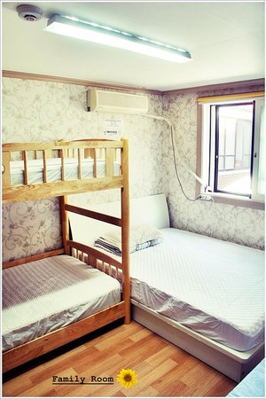 Whitetail Backpacker & Hostel : Double/Family Room