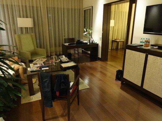 The Oberoi, Mumbai: Wohnzimmer