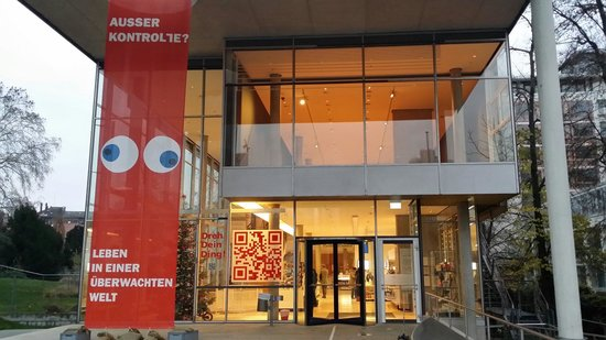 Museum fur Post und Kommunikation: Good!