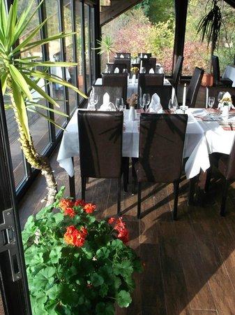 Restaurant Boddensee: Kleiner Wintergarten