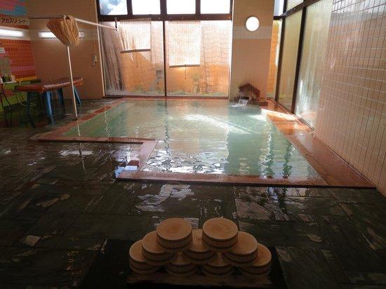 New Amanoya: 大浴場
